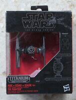 Star Wars The Black Series Titanium Tie Fighter Prototype 04