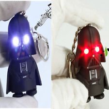 Star Wars Darth Vader Light Up LED With Sound Keyring Keychain Key Chain Gifts