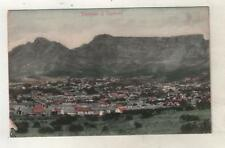 SOUTH AFRICA - PANORAMA OF CAPETOWN Postcard *
