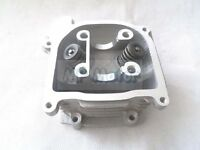 80cc Cylinder Head 64mm Valves for GY6 Chinese Scooter 50cc 139QMB Non EGR
