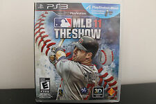 MLB 11: The Show  (Sony Playstation 3, 2011) *Tested/Complete