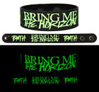 BRING ME THE HORIZON Rubber Bracelet Wristband Glows in the Dark