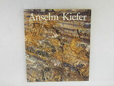 Anselm Kiefer by Mark Rosenthal (1987, Paperback)