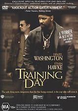 TRAINING DAY - BRAND NEW & SEALED DVD (DENZEL WASHINGTON, ETHAN HAWKE) REGION 4