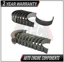 Main & Rod Bearings Fits Ford Focus Escape Ranger Mazda 2.3L - SIZE 030