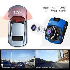 Auto Video Kamera Recorder Dashcam DVR 1080 Full HD G-Sensor 2,4Zoll Nachtsicht