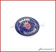 Emblema Del Portón Trasero Original Saab 9000 CD CDE 4-türer Logo Badge Rear