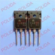 2//5PCS  2SA1633 2SA1633E PNP Transistor de puissance TO-247 HIGH QUALITY
