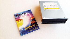 Bundle DVD-Brenner NEC ND-2510A black, WinDVD Suite, P-ATA Kabel