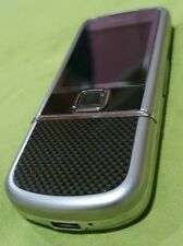 Nokia 8800 Carbon Arte - Carbon Silver (Unlocked) Mobile Phone
