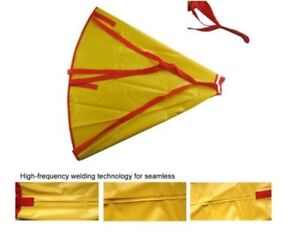 Aventik Drift Sock Yellow Sea Anchor,Fishing Drifter,Suitable All kinds Of Boats