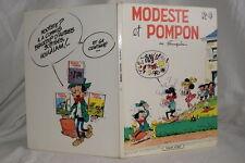 MODESTE ET POMPON R4-FRANQUIN-MAGIC STRIP 1981