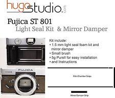 Fujica St 801 Light Seal Kit And Mirror Damper