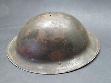 Original Ww1 American Soldier's Steel Helmet
