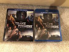 Transformers The Last Knight Bluray 1 Disc Set ( No Digital HD)