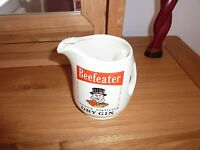 Vintage BEEFEATER London Dry Gin water Jug 1950/60's by WADE
