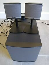 Bose Companion 3 Series ll Multimedia Speaker System