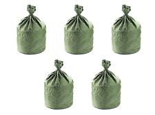 USGI Army Military Wet Weather Bag Laundry Bag Waterproof Clothes Qty-5