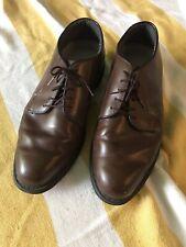 Bates Lite Brown Oxford Mens Shoes Size 9.5