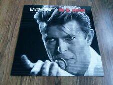 DAVID BOWIE - RIO DE JANEIRO 1990 RED LP NEW
