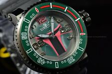 Invicta 52mm Grand Pro Diver Limited Edition Star Wars Boba Fett Black Watch