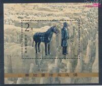 Volksrepublik China Block30 postfrisch 1983 Tonfiguren (7510317