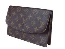 LOUIS VUITTON Monogram Canvas Pouch Accessories Pouch Bag LP2268