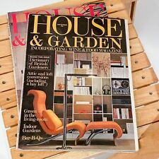 More details for 1970s house and garden magazines