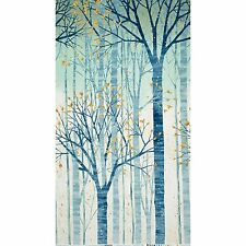 Sounds of the Woods Mist Winter Trees By the yard Robert Kaufman
