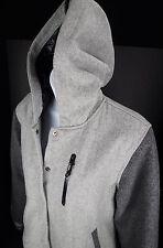 Large Nike Coat Hoodie Womens Gray University Jacket SAP Retail Patch
