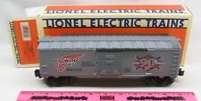 Lionel ~ 6-16264 Red Wing Shoes boxcar