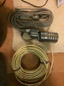 Philips Ribbon Microphone