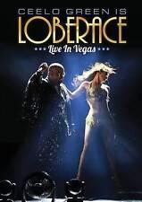 Ceelo Green Is: Loberace - Live in Vegas (DVD, 2013) Free Shipping!