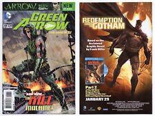 GREEN ARROW #17 (2011) *1st APPEARANCE KOMODO* 1ST PRINT JEFF LEMIRE NEW 52 DC