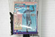 Girl's Catwoman Halloween Costume Size Small by Studio Classics