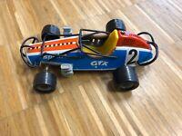 Blech-Spielzeug  Rennwagen