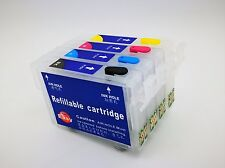 Refillable Ink Cartridge for Epson Stylus DX4400 DX4450 BX300F T0715 NON OEM