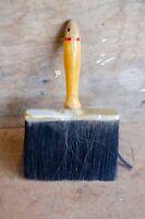 Vintage hand Brush hand brush primitive