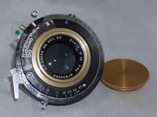 C.P. Goerz GOLD RIM Dagor 6 Inch f6.8 Large Format Lens