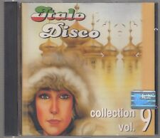 ITALO DISCO COLLECTION VOL.9 1995 SNAKE'S MUSIC RARE OOP CD DAVID LYME MAX HIM