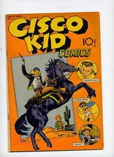 The Cisco Kid 1 Scarce 1944 Issue Bernard Bailey Gerber 6