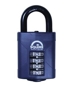 Henry Squire CP50 10000 Combination Padlock 50mm Lock Brand New