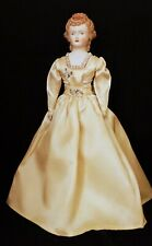 Antique Porcelain by Emma Clear/Lillian Smith, Embellished Shoulder Toinette 49!