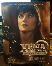Pre-owned ~ Xena: Warrior Princess - Season One (DVD, 2003, 6-Disc Set)