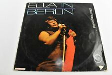 Ella Fitzgerald - Ella In Berlin, VINYL LP
