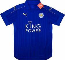 Leicester City Home Camicia-PUMA FOOTBALL JERSEY-per ragazzi