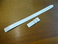 Lang Armband Von Armbanduhr GUESS aus Leder Weiß