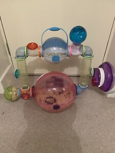 Habitrial OVO Hamster Cage
