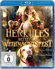 Hercules Saves the Weihnachtsfest - Blu-Ray - New/Original Package