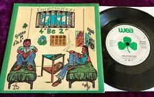 "RARE 1980 4"" BE 2"" FRUSTRATION 7"" VINYL WEA VG+/EX+ PUNK KBD JOHNNY ROTTEN IRISH"